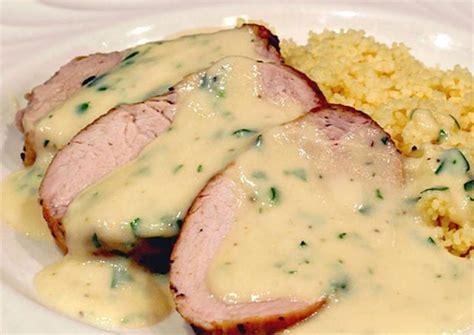 cuisiner un filet mignon de porc filet mignon au maroilles léger recettes légères plat