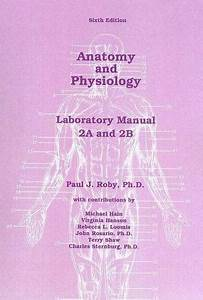 Anatomy And Physiology  Laboratory Manual 2a And 2b