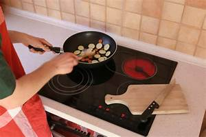Poele Pour Plaque Induction : dimension d 39 une plaque de cuisson ooreka ~ Premium-room.com Idées de Décoration