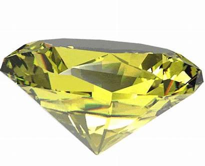 Diamond Animated Yellow Transparent 3d Gifs Jewelry