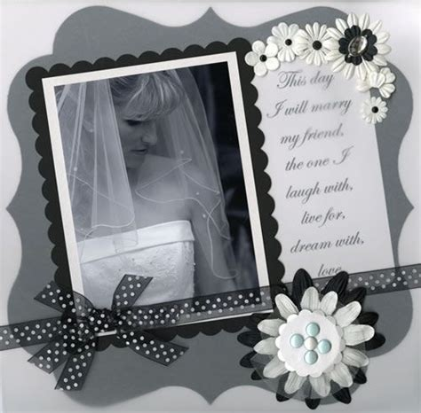 wedding scrapbook ideas black and white www pixshark images galleries with a bite