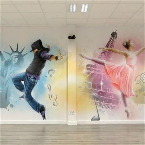 fresques graffiti et d 233 cors new york