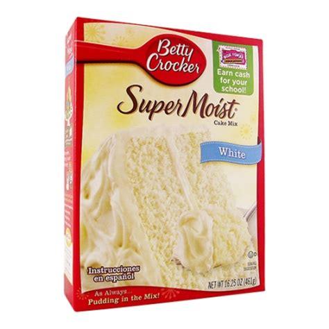 white cake mix buy betty crocker moist white cake mix 16 25 oz 1305