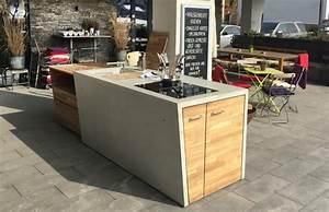Küche Beton Holz : exklusive gartenm bel nach trends 2016 13 design produkte ~ Markanthonyermac.com Haus und Dekorationen