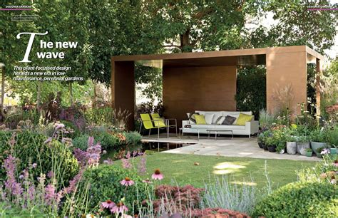 ian barker gardens featuring in backyard garden design ideas