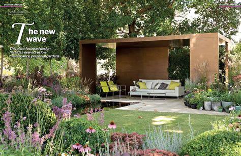 ian barker gardens  backyard garden design ideas