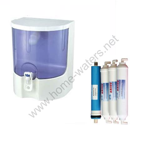 mini table top ro reverse osmosis water purifier new