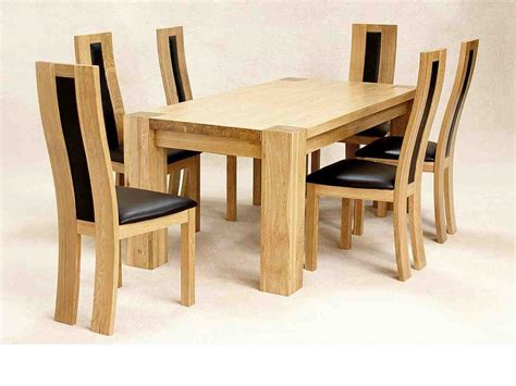 solid oak table and chairs solid oak kitchen table and chairs decor ideasdecor ideas