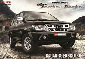 Mobil Isuzu Panther Grand Touring