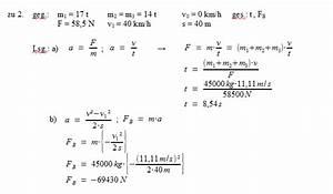 Kupplung Berechnen Formeln : patrick 39 s physikseite physikaufgaben mit l sungen physik ~ Themetempest.com Abrechnung