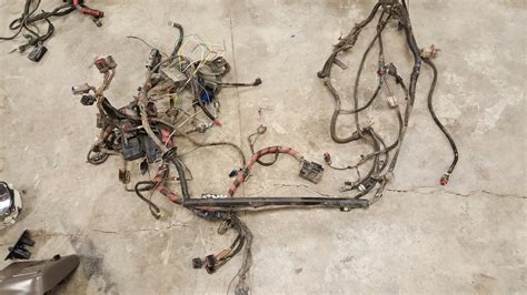 Used 2002 F250 Wiring Harnes by 1999 2000 2001 2002 2003 Ford F250 F350 7 3l Engine