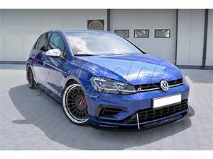 Vw Golf 7 R Tuning : vw golf 7 r facelift racer body kit ~ Jslefanu.com Haus und Dekorationen
