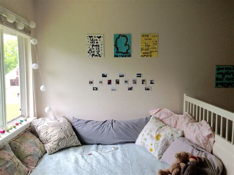 Bedroom Awesome Redecorating My Room Decor With White