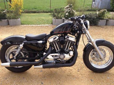 Modification Harley Davidson Iron 1200 by De Joejoemotard57 Motomorphose Une
