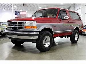 1995 Ford Bronco Photos  Informations  Articles