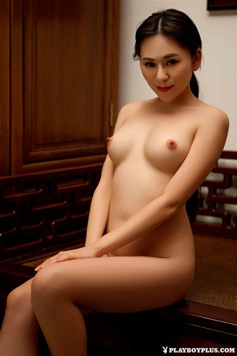 Wu Muxi In Breaking Tradition Centerfolds Blog