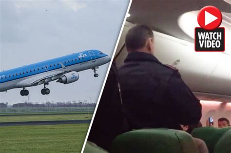 Plane Forced To Ground After Man Kept