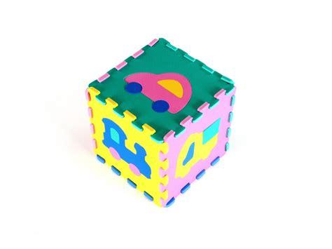 tapis puzzle pour enfant en mousse transport 120 60cm