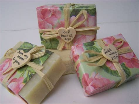 Wedding Favors Soaps 30 Handmade Soaps Favor By