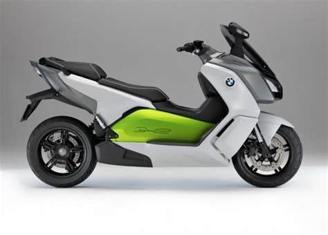 bmw c evolution electric motorcycle electric motorcycles