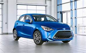 2020 Toyota Yaris Xle Colors  Release Date  Interior