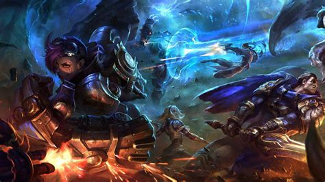 Lol Backgrounds League Of Legends Hd Wallpaper And Background Image