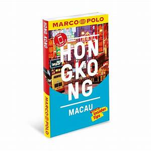 Marco Polo - Hong Kong Pocket Travel Guide 2018