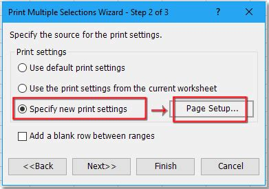 resize print area  fit   page  excel