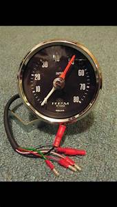 Wiring Diagram For This Rev Counter Please - Problems  Questions And Technical