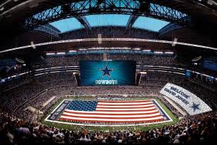 Dallas Cowboys Stadium Facts