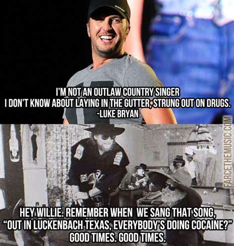 Luke Bryan Memes - farce the music monday morning memes outlaw luke bryan edition