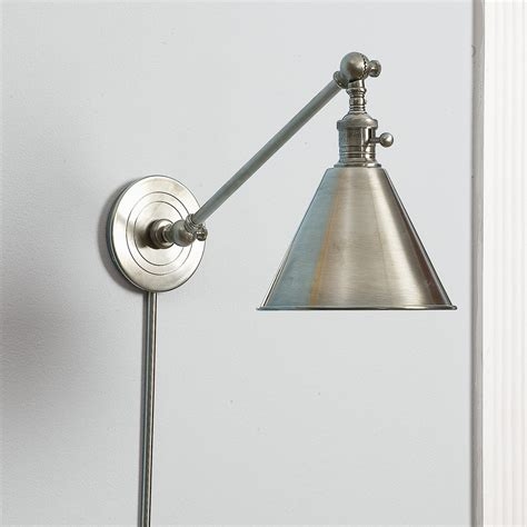 sconce pharmacy sconce halogen swing arm wall sconce