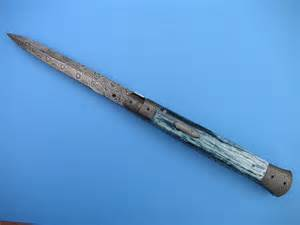 OTF Switchblade Knife