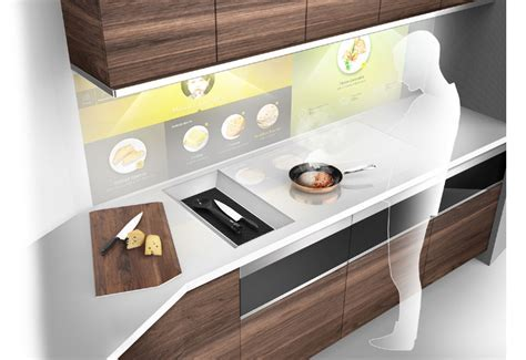 The kitchen of the future   imagined by Whirlpool · PHPD