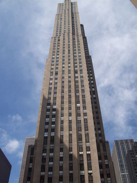 The Empire State Building In New York Youtube