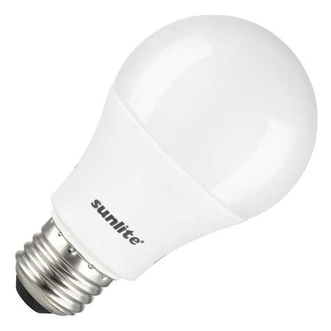 sunlite 88308 88308 su a19 a line pear led light bulb