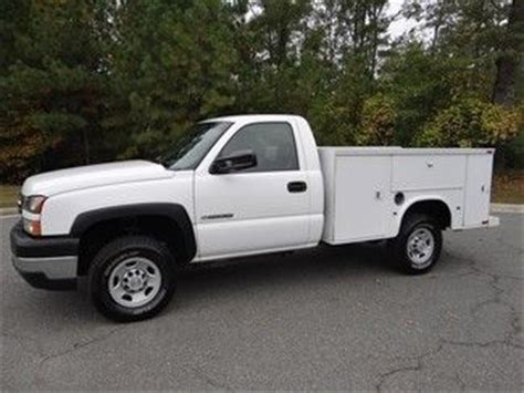 automobile air conditioning service 2006 chevrolet silverado 2500 electronic throttle control buy used chevrolet 2006 silverado 2500hd reg cab knapheide service body low miles sharp in
