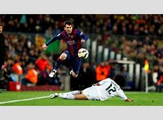 Lionel Messi Top 10 Dribbles vs Real Madrid HD YouTube