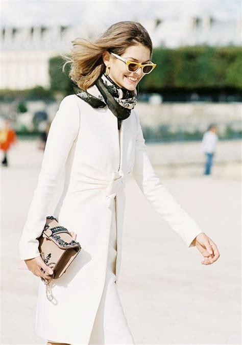 comment porter un manteau comment porter une 233 charpe les nouvelles tendances de printemps 233 t 233 2016 archzine fr