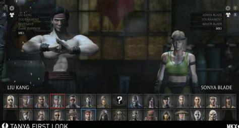 mortal kombat  mk skins gameplay  liu kang sonya