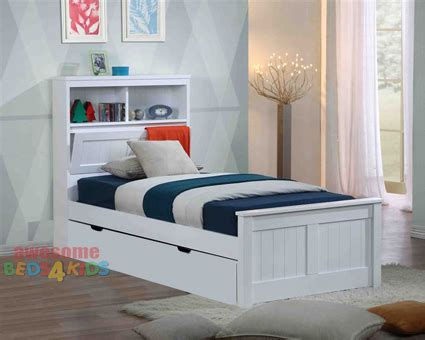 bunk bed mattresses at big botany bed frame with trundle trundle bed white