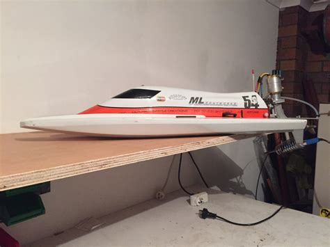 Electric Rc Tunnel Hull Boats by F1 Tunnel Hull Brushless Outboard R C Tech Forums