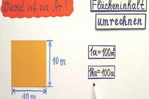 1 kubikmeter wieviel quadratmeter quot wieviel ist ein ar quot so rechnen sie fl 228 chenma 223 e um