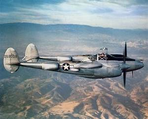 Fighter Of The Week  The Lockheed P-38 Lightning