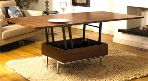 Sturdy hairpin design metal legs give it an industrial. Coffee Tables For Small Spaces Design Images Photos Pictures
