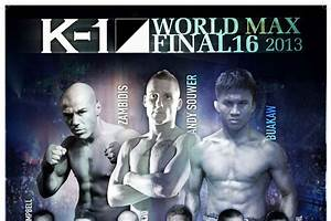 K-1 World MAX 2013: Live stream, fight card, preview, full ...