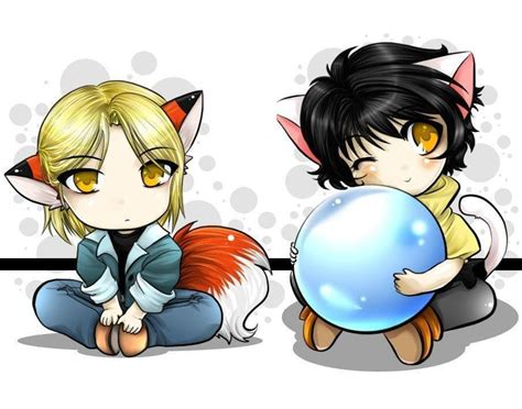 anime couple and cat anime cat pics cliparts co