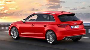 Audi S3 Sportback  2013  Prices Revealed