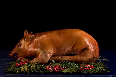 roasted suckling pig recipe chowhound