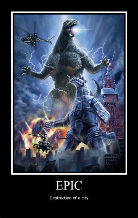 Godzilla Epicness By Starwarsclub123 On Deviantart
